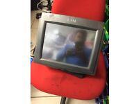 Epos system touchscreen