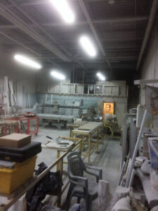 Marble shop for sale