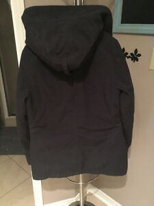 Women's Canada Goose Rideau Jacket- Navy London Ontario image 3