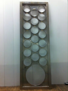 Commercial Stainless Steel Hydroponics Table Top