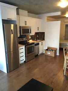 RENT/LOUER - Renovated 3 1/2 bachelor - Montreal-Nord