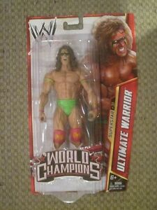 WWE Ultimate Warrior Basic Figure