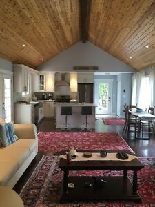 Booking for SEPTEMBER! WASAGA 5 star cottage!