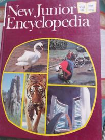 New junier Encyclopedia