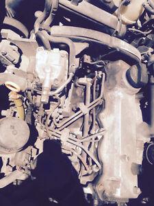 2001 Volkswagen Jetta tdi engine/ suspension parts