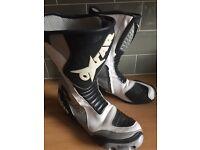 Oxtar bike boots size 40