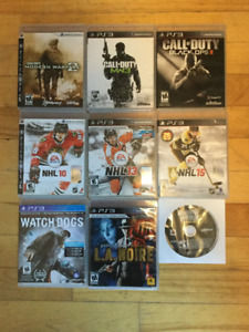 Jeux PlayStation 3 (PS3) | PlayStation 3 (PS3) games