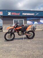 2009 KTM 450 xcfw