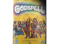 Godspell DVD