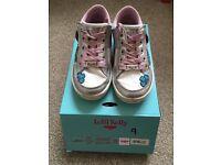 Lelli kelly children's trainers size 9