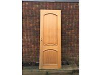 Solid Oak Door