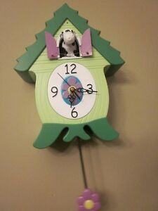 *REDUCED* Hannah Holstein the Cow Cuckoo Clock is Now Only $50