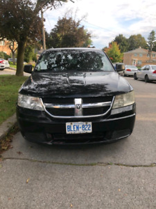 Dodge journey 2009 excellent condition