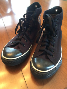 2 pairs Converse All Star skater shoes