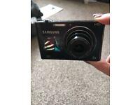 Samsung DV300F HD Selfie Screen Black Smart Camera