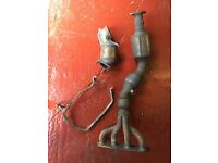 Mini Cooper exhaust parts