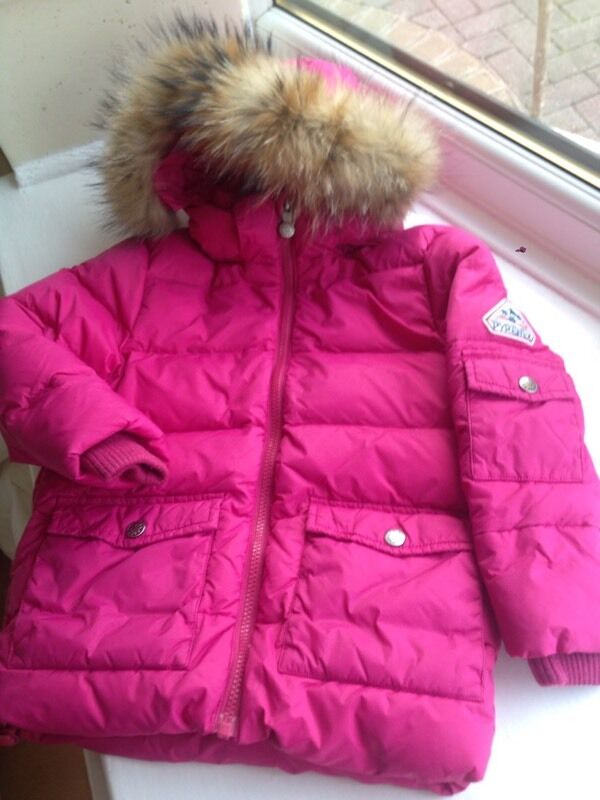 Pyrenex authentic girls coat. Age 6. Small fitting vgc £120 | in