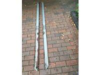 T-Racks roof rack side bars for Vauxhall Vivaro