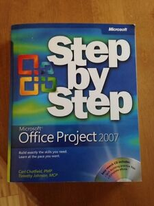 For Sale: Lot of 4 Microsoft Word, Powerpoint, and Project Books Sarnia Sarnia Area image 2