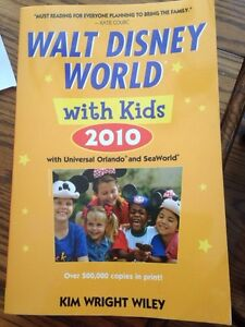 FOR SALE: Walt Disney World With Kids 2010 Book