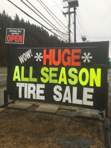 DISCOUNT TIRE ROTHESAY AVE, ALL SEASON SALE