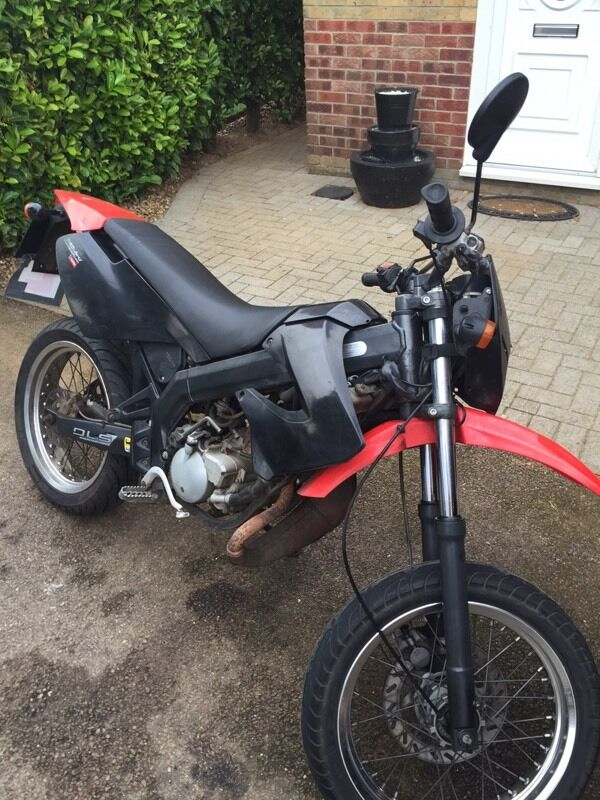 50cc derbi senda x race black red in kings lynn norfolk gumtree. Black Bedroom Furniture Sets. Home Design Ideas