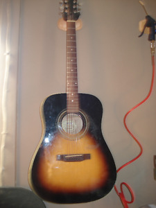 Epiphone Acoustic Guitar DR-100VS