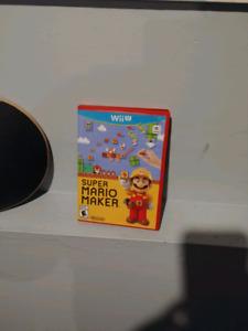 Wii u mario maker