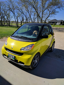 Price REDUCED! 2008 Smart Fortwo Pure Coupe (2 door)
