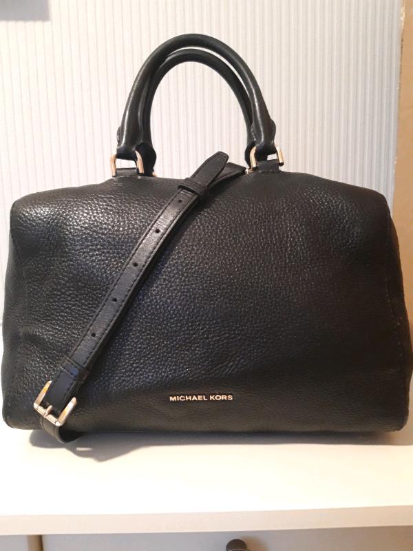 Michael Kors Black Handbag   in Newtownabbey, County Antrim   Gumtree