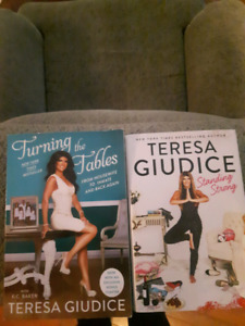 The real housewives of new jersey books