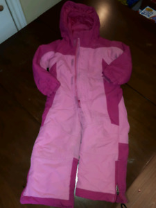 L.L.Bean snowsuit size 2
