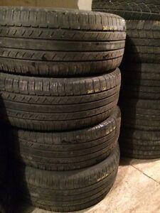 4x pneus ete 245/50R20 Michelin lattitude