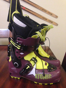 *LIKE NEW* Atomic Backland W Touring Boots
