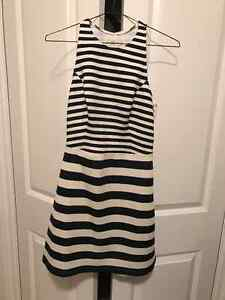 Ambercrombie and Finch Striped Dress