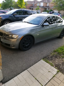 2007 BMW 328I COUPE 3.0L 6 SPD FULLY LOADED WITH NAV $6000 OBO