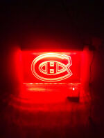 Montreal Canadiens neon sign!