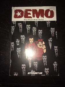 Demo by Brian Wood & Becky Cloonan