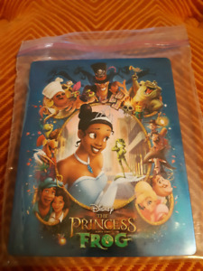 The Princess And The Frog...Bluray STEELBOOK