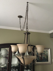 Six High Quality Ceiling Lights - Save over $800!!!