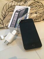 Apple iPhone 4S 16G Black, in Great Condition