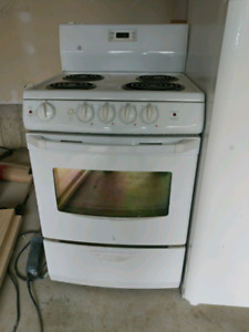 24 inch electric stove