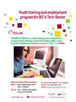 Info Session for Youth in Tech