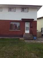 ** 3 BR Semi- Northwood **