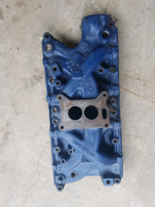 289 / 302 ford 2bbl cast iron intake