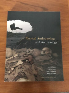 Anthropology Textbook Bundle FOR SALE