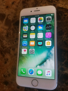 iphone 6 64gb Silver Bell / Virgin