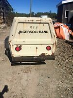 185 Ingersoll Rand Air Compressor