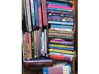 Boxful of kid's Books ( 6 yrs old up wards)