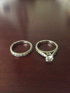 Engagement Ring Set - appraised at 6950 Kitchener / Waterloo Kitchener Area image 1